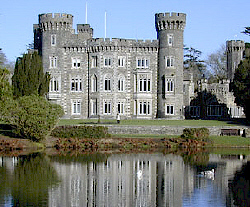 Johnstown Castle in Summer